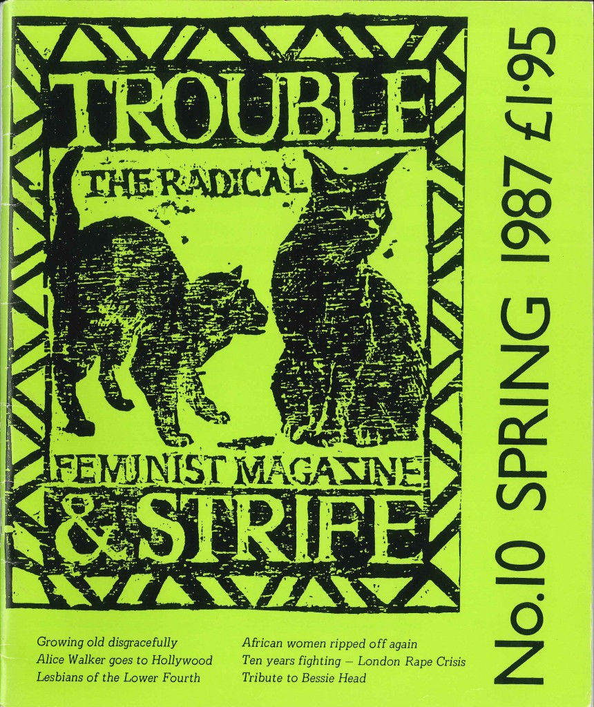 Scan of cover of Issue 10