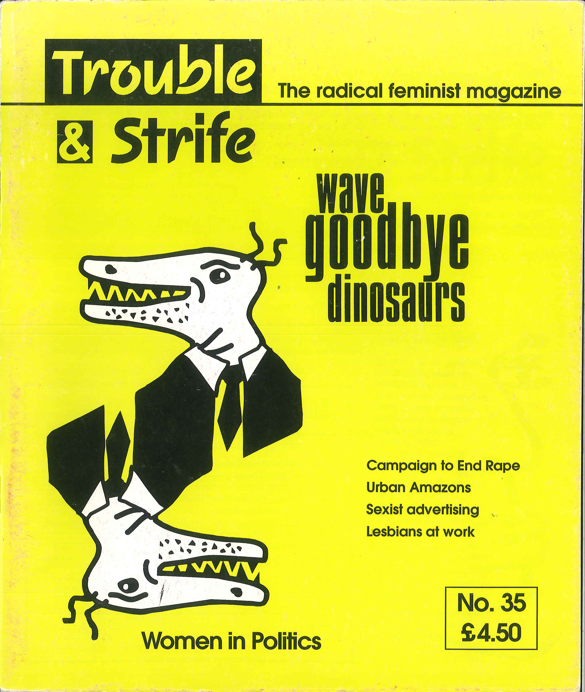 Scan of cover of issue 35