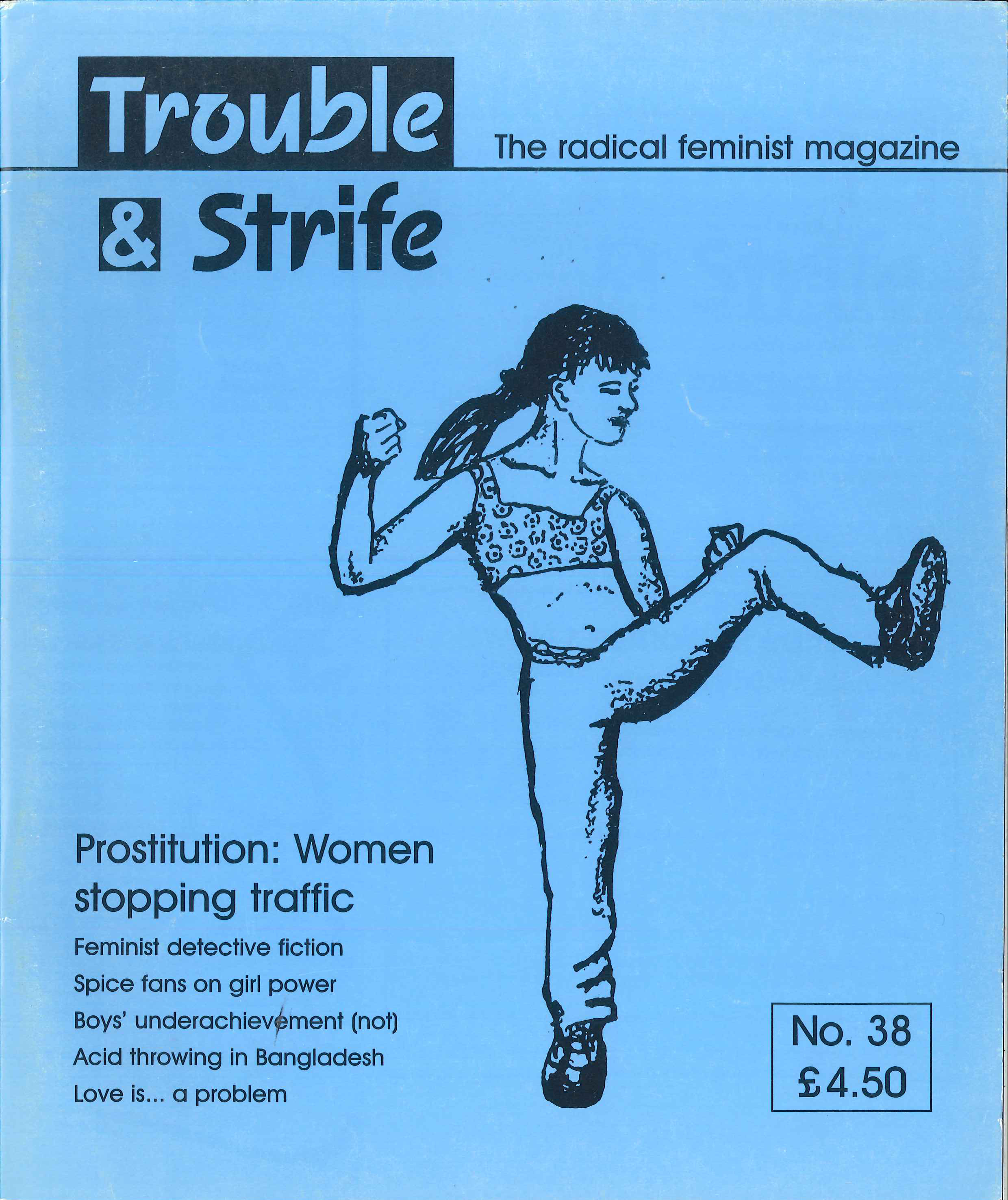 Scan of cover of issue 38