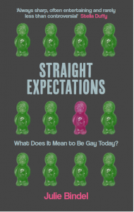Cover of the book Straight Expectations by Julie Bindel
