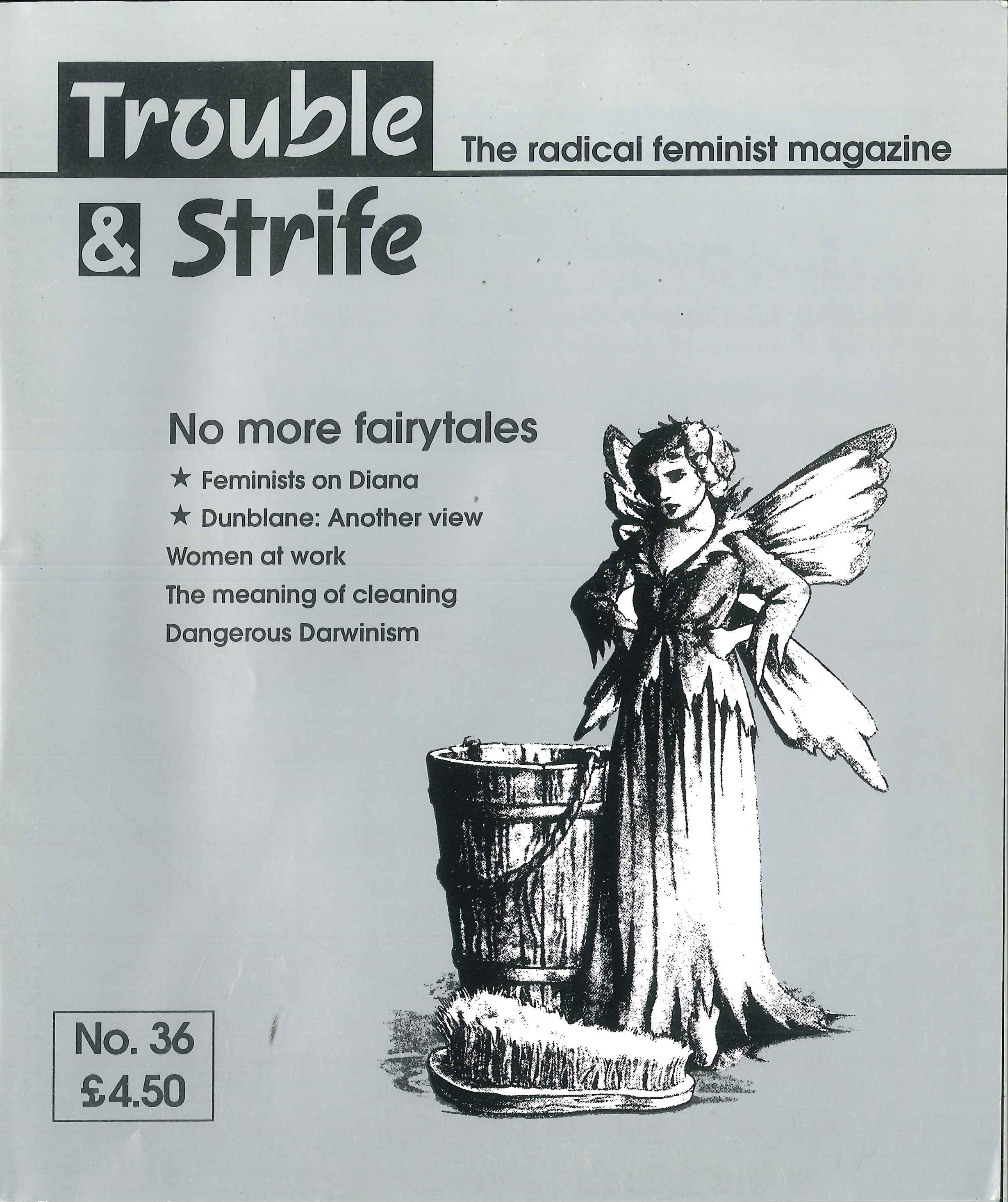 Scan of cover of issue 36