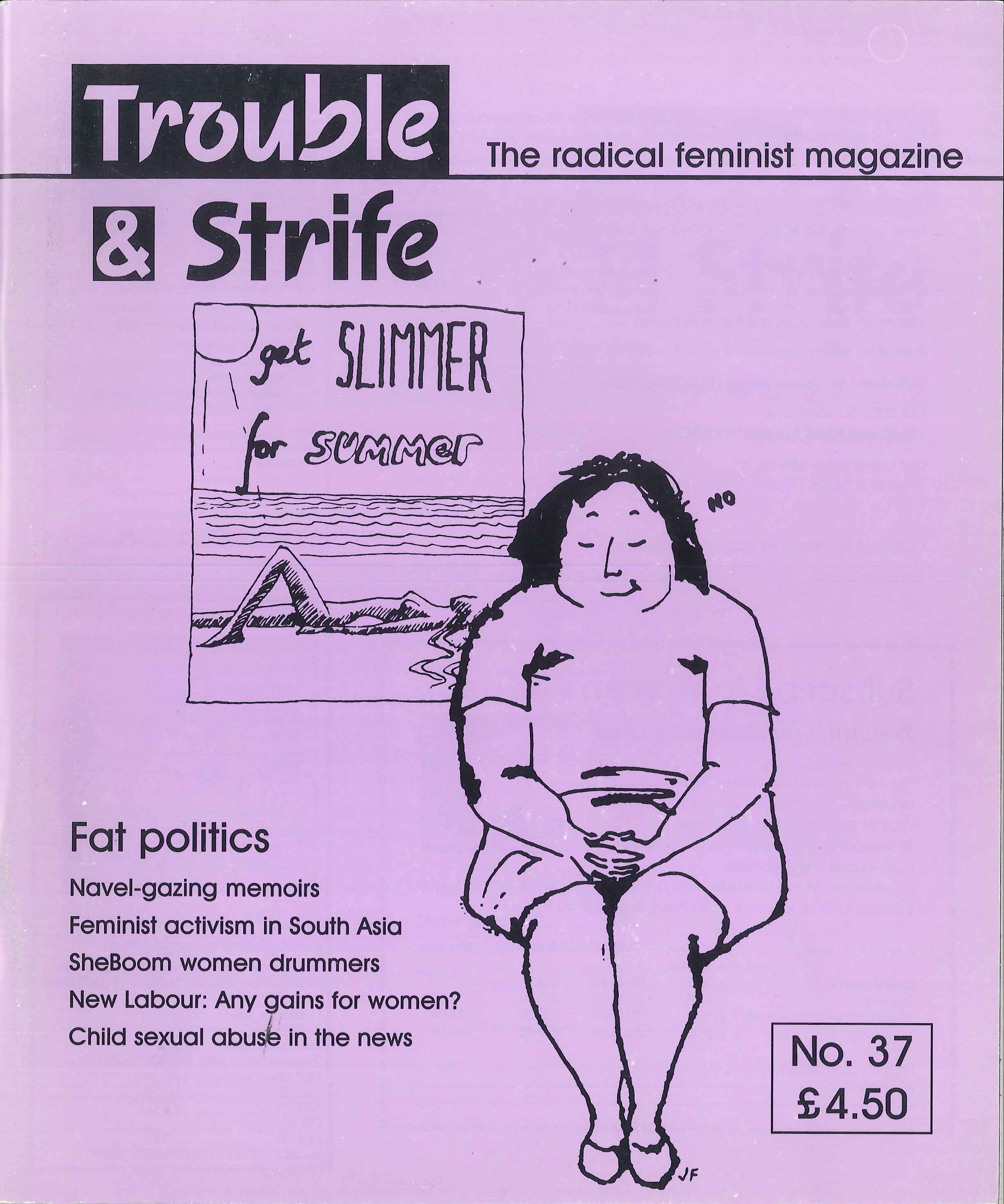 Scan of cover of issue 37